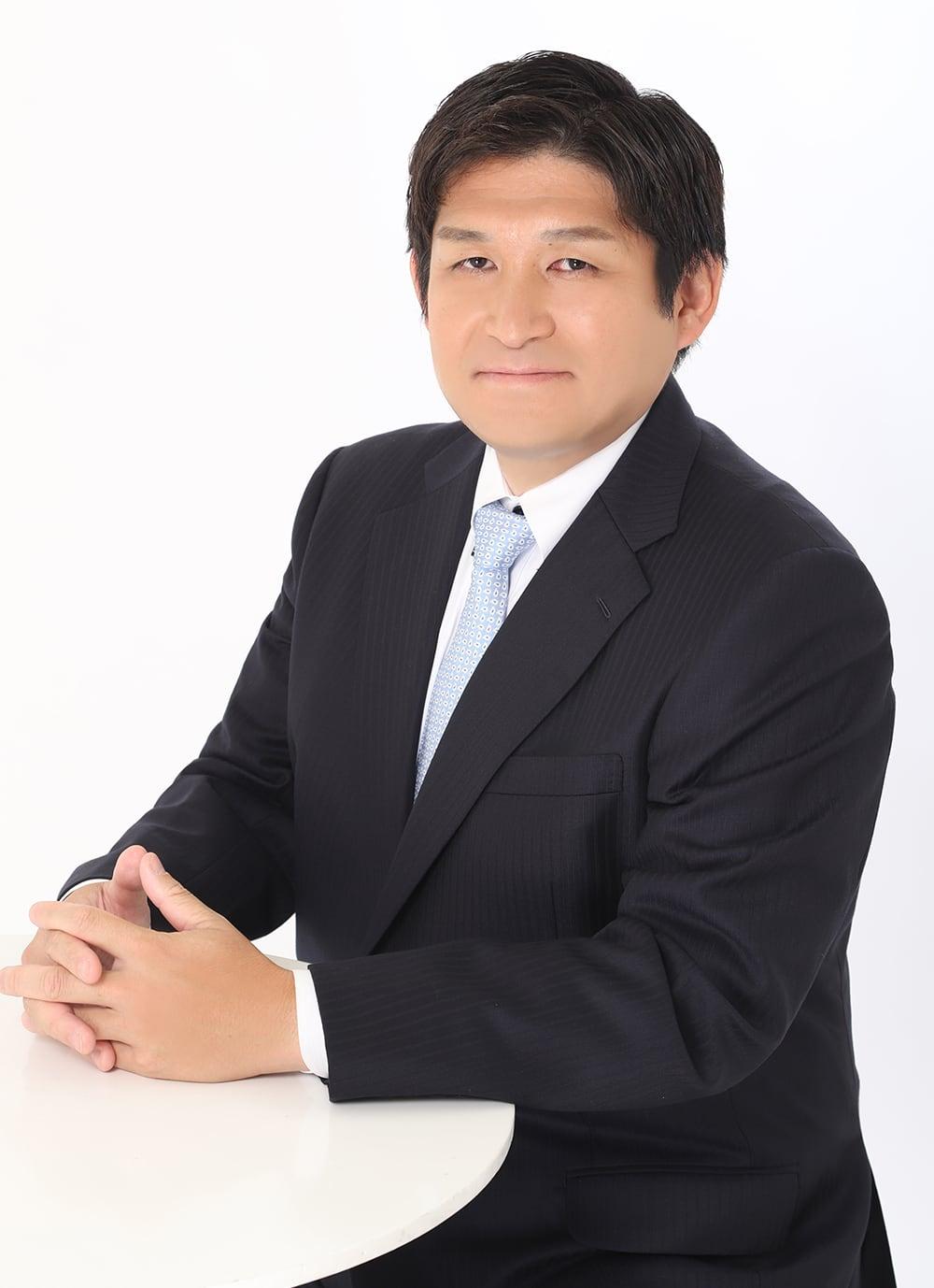 代表取締役 紺谷 彰良